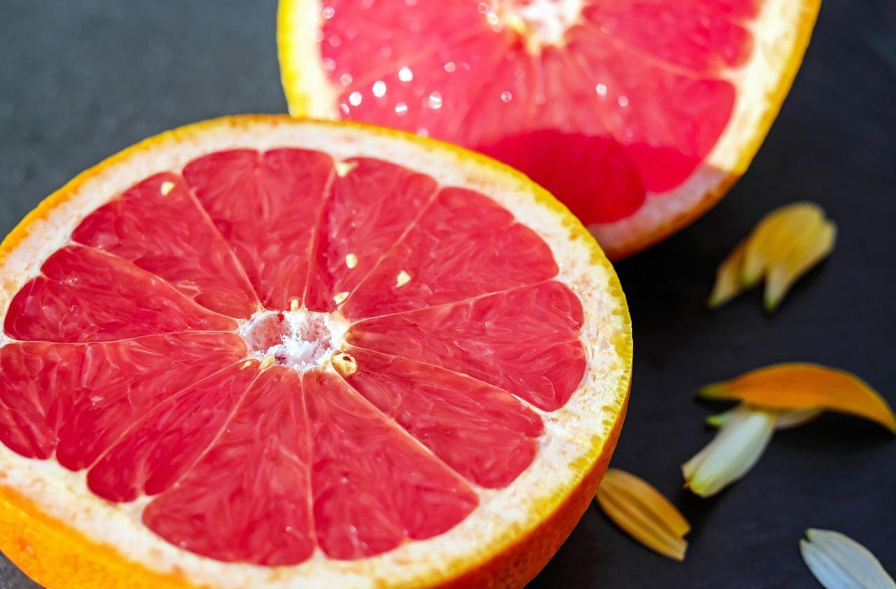 Grapefruit zur Herstellung von ätherischem Öl